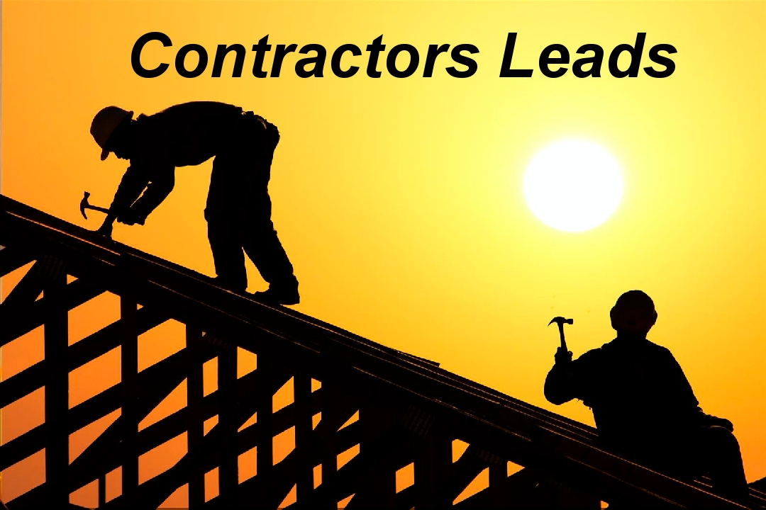 Contractor Leads